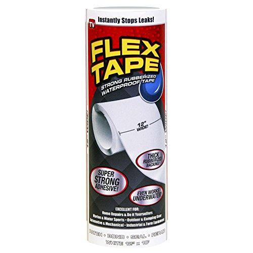 Flex Tape White 12 x 10'