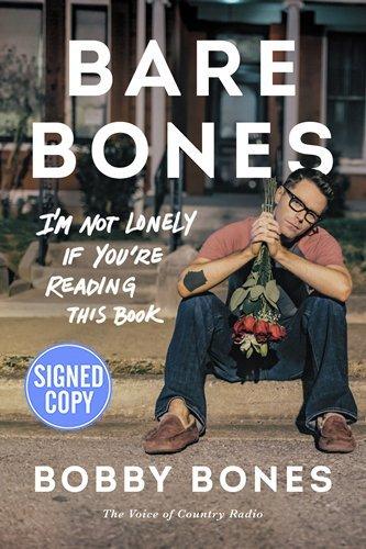 Bare Bones - Signed/Autographed Copy