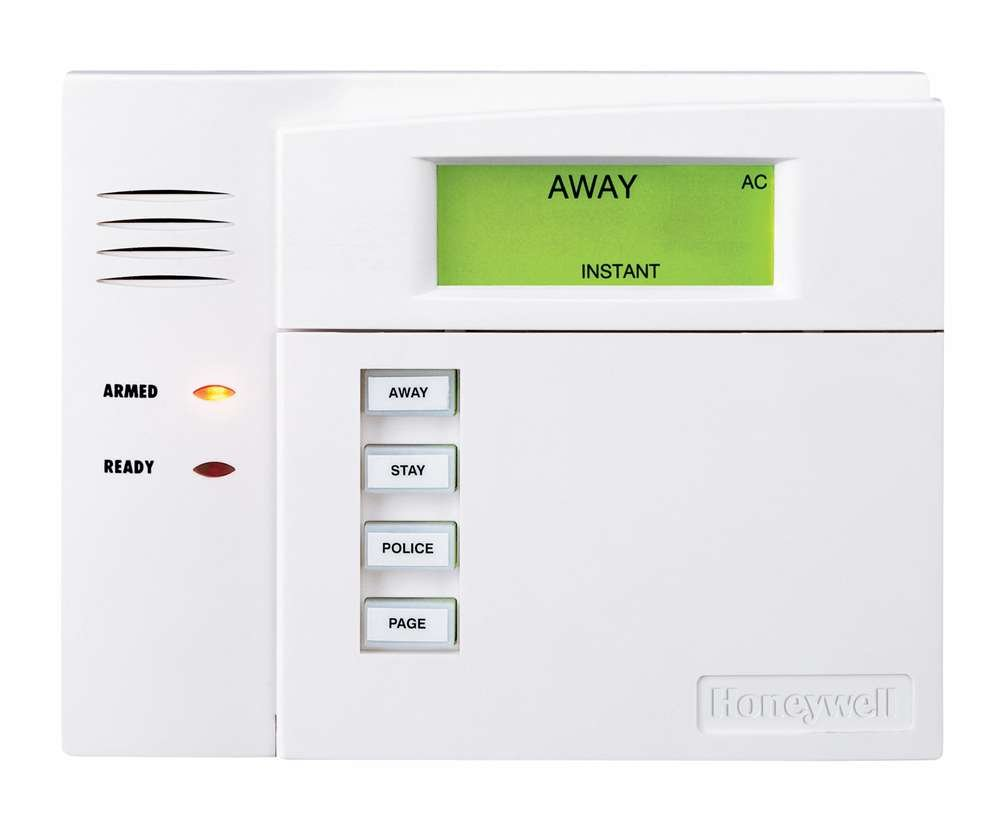 Honeywell 6151 Keypad Ademco Fixed Honeywell Intrusion