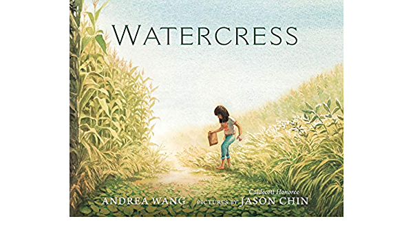 Watercress: Wang, Andrea, Chin, Jason: 9780823446247: Amazon.com: Books