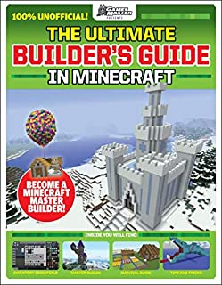 Book Cover: The Ultimate Builder's Guide in Minecraft