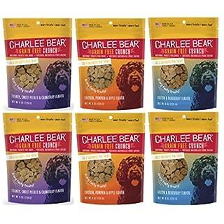 Charlee Bear Bear Crunch Variety Pack (6 Pack), 8 oz