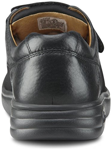 Dr. Comfort Annie Womens Casual Shoe Black Wide Size 9 by Dr. Comfort (Image #4)