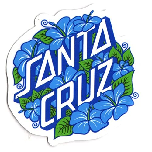 Santa Cruz Sticker Amazon Com