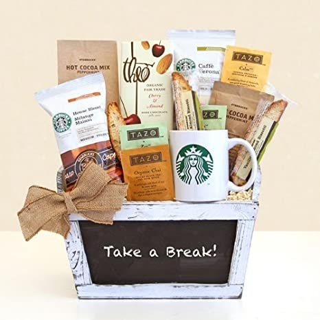 gifts for the Starbucks lover
