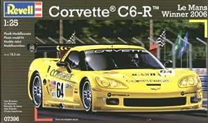 Revell 07396 - Maqueta de Corvette C6-R Le Mans 2006 (escala 1:25)