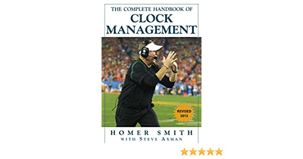Amazon.com: The Complete Handbook of Clock Management eBook: Homer ...