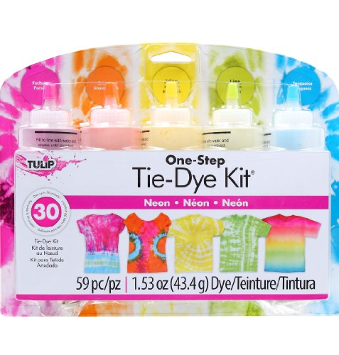 Tulip One-Step 5 Color Tie-Dye Kits