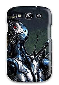 Pretty XoBgORQ6674sFSym Galaxy S3 Case Cover/ She-venom Series High Quality Case