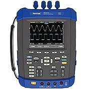 Hantek DSO8202E 200Mhz Digital Storage Oscilloscope 1GSa/s 2M Memory Depth Six in One: Oscilloscope/Recorder/DMM/ Spectrum Analyzer/Frequency Counter/Arbitrary Waveform Generator
