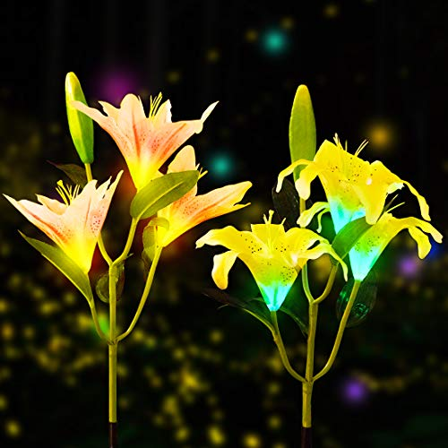 Flower Patio Lights in US - 9
