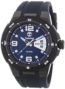 Timberland TBL.13852JSB/03 - Reloj analógico para caballero de plástico azul