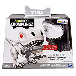 Zoomer Chomplingz - Exclusive Stealth Interactive Chomping Dino