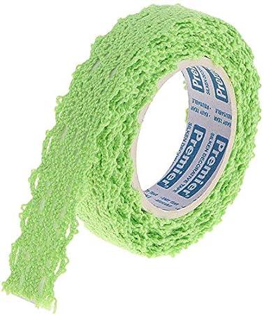 2 Yard Adhesive Fabric Lace Washi Tape Ribbon Cotton Trim for Scrapbooking