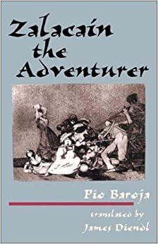 Book Zalacain the Adventurer by Pio Baroja (1997)
