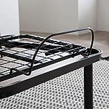 LUCID L100 Adjustable Bed Base Steel Frame - 5