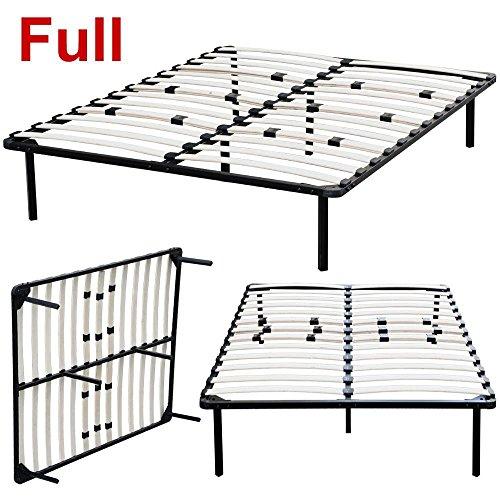 Topeakmart Twin Full Queen King Size Platform Metal Bed