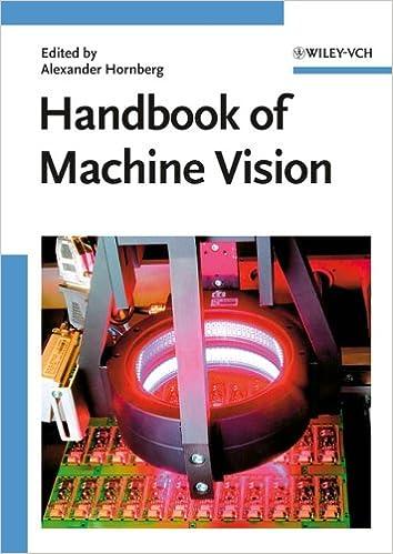 Handbook Of Machine Vision Ebook