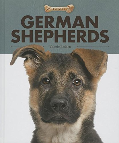 Download German Shepherds (Fetch!) pdf epub