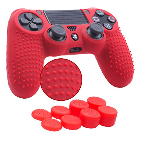 ps4 red controller - 6