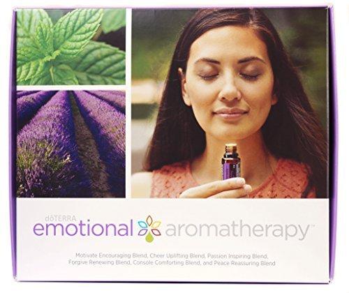 doTERRA Emotional Aromatherapy Kit + Diffuser + Oil Usage Book