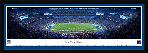 new-york-giants-50-yard-blakeway-panoramas-nfl-posters-with-select-frame