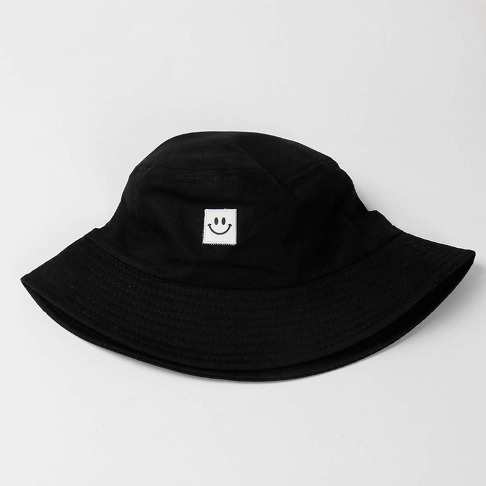 SUNSHINETEK Cappello da Pescatore 56-58cm Cappello da Pesca Tessuto in Cotone e Poliestere Cappello da Sole Cappellino Piatto Pieghevole Unisex per Esterno
