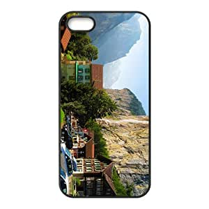 Switzerland Houses Hight Quality Case for Iphone 5s