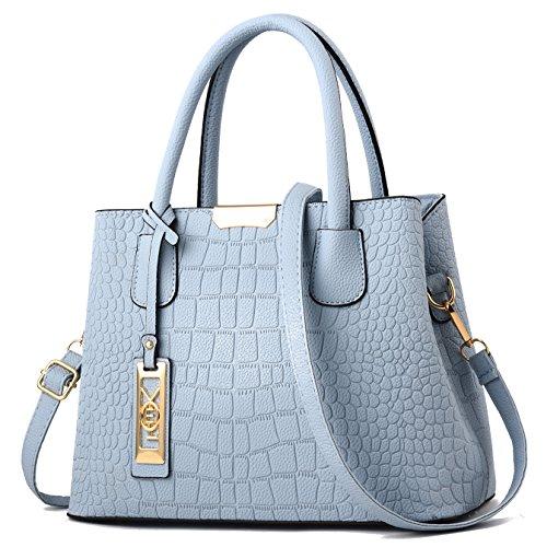 COCIFER Women Top Handle Satchel Handbags Shoulder Bag Tote Purse Messenger Bags by COCIFER