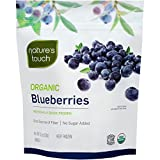 Nature's Touch Organic Fruits, Blueberries 32 oz. (6 Count)