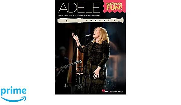 Amazon Adele Recorder Fun With Easy Instructions