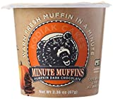 Kodiak Cakes Minute Muffins, Pumpkin Dark Chocolate, 2.36 Ounce (Pack of 12)