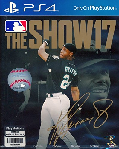 MLB The Show 17 Standard Edition (ASIA ENGLISH EDITION)- PlayStation 4