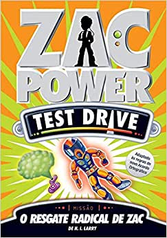 Zac Power Test Drive 02 - O Resgate Radical De Zac