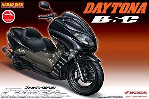 Aoshima 1/12 Honda Forza  Motorbike - Daytona