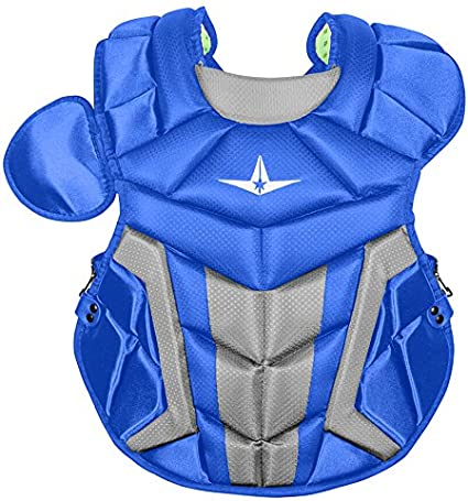 All Star Youth Delta Flex Chest Protector Harness Black