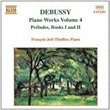 Debussy : Oeuvres pour piano, vol. 4