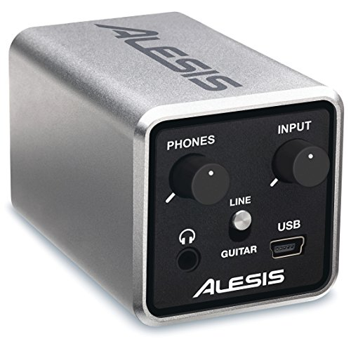 Alesis Core 1 | 24-Bit Inline USB Audio Interface with Cubase LE Download
