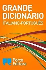 Grande Dicionário de Italiano-Português / Grande Dizionario Italiano-Portoghese
