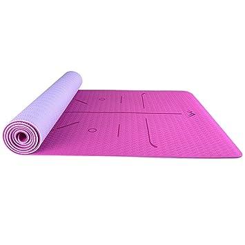 Colchoneta de Yoga - Principiante Hombres y Mujeres ...