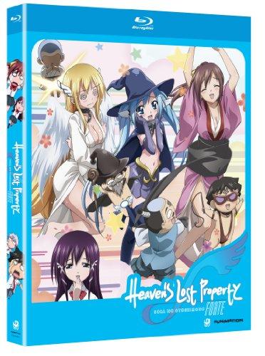 Heaven's Lost Property: Forte: Season 2 [Blu-ray]