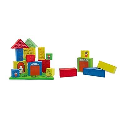 Edushape Floating Blocks : Toy Stacking Block Sets : Baby