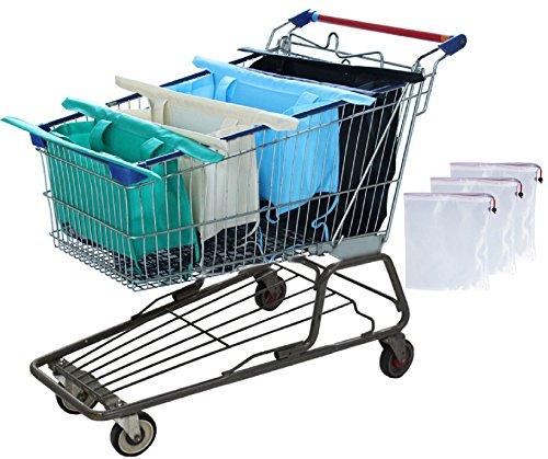 Bolsas de organizacion para supermercados,diferentes  (CQ72)