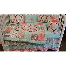 Nursery Decoration Inspiration Woodland Crib Bedding