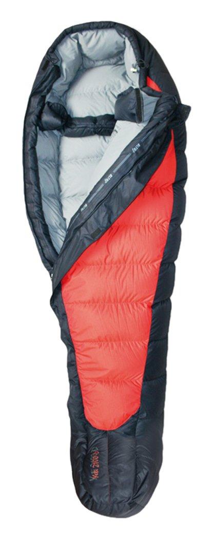 Altus Yeti 2100D Plum.90/10 - Saco, Unisex, Color Naranja, Talla única: Amazon.es: Deportes y aire libre