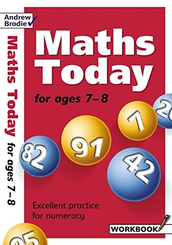Read Online Maths Today for Ages 7-8 ebook