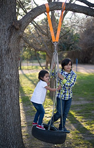 grrillastraps tree  u0026 patio swing mounting straps for hammocks  bench  spinner  tire  u0026 platform