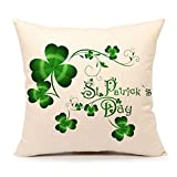 St. Patricks Day Pillow Cover