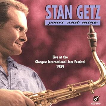 Yours and Mine: Live at the Glasgow International Jazz Festival 1989
