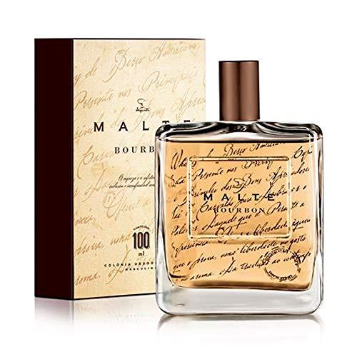 Malte Bourbon Desodorante Colônia Masculina Jequiti 100 ml
